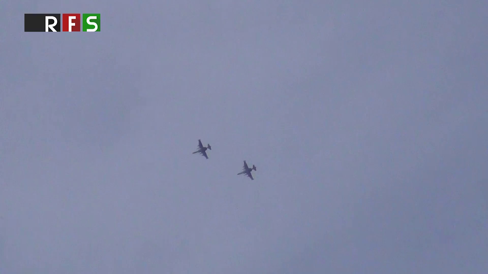 Không quân Nga hoạt động trên chiến trường Idlib
