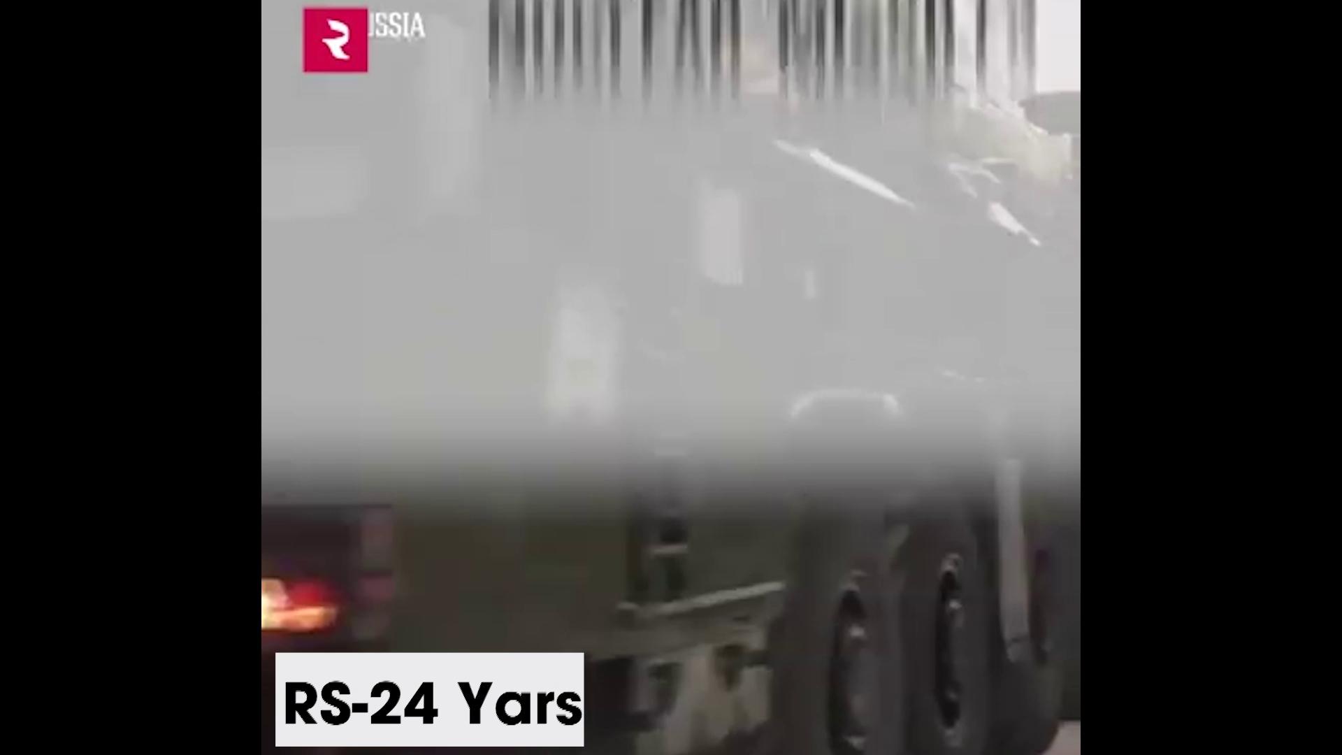 Bộ 3 tên lửa đạn đạo hạt nhân có sức hủy diệt khủng khiếp của Nga