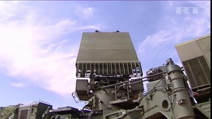 Hệ thống phòng không S-400 Triumph của Nga thực chiến