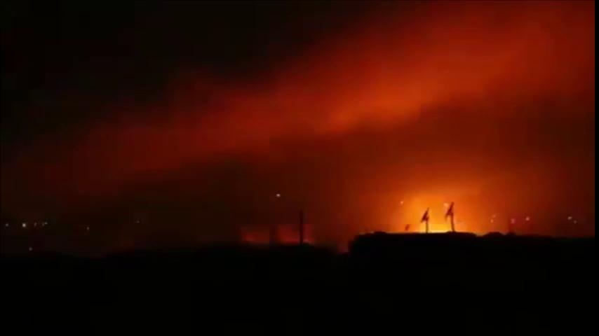Không quân Nga không kích dữ dội phiến quân trên địa phận tỉnh idlib