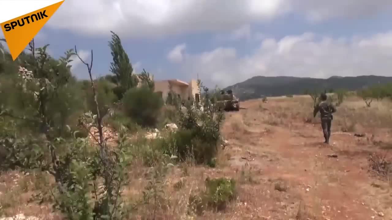 Những cuộc giao chiến không hồi kết ở vùng đông bắc tỉnh Latakia