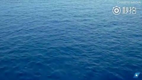 Video Trung Quốc phô diễn sức mạnh hải quân