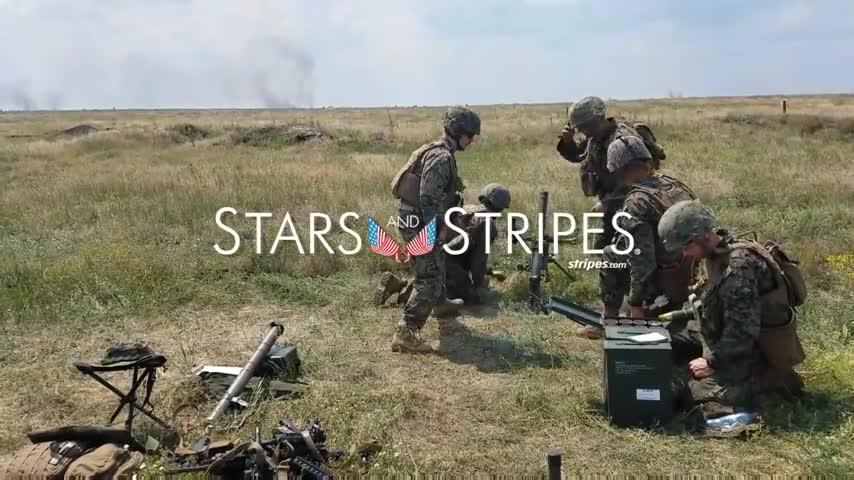 Video các binh lính Mỹ tập trận cùng lính Ukraine gần bán đảo Crimea