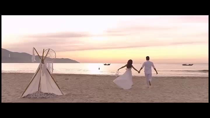 Phim cưới vô cùng lãng mạn của cặp đôi 9x đến từ Thừa Thiên Huế