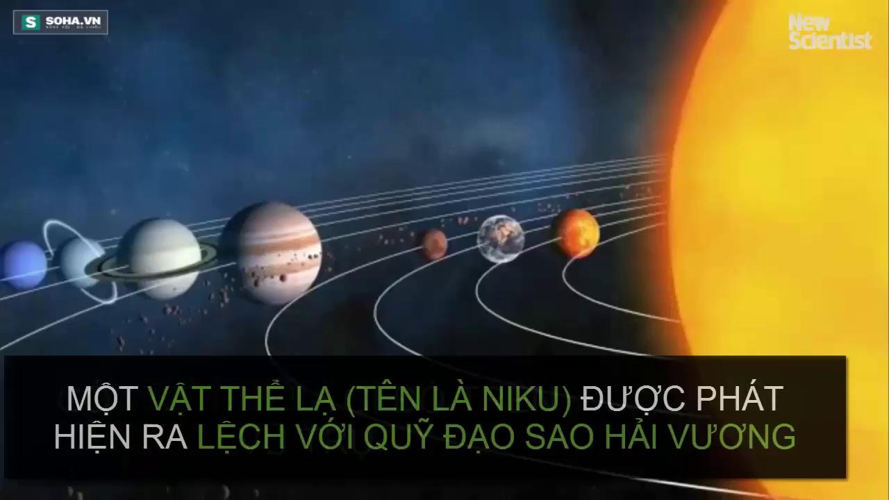 """Vật thể lạ """"nổi loạn"""" bên trên sao Hải Vương là cái gì?"""