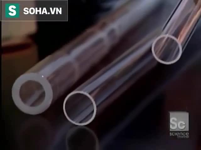 Dây cáp quang được sản xuất thế nào?