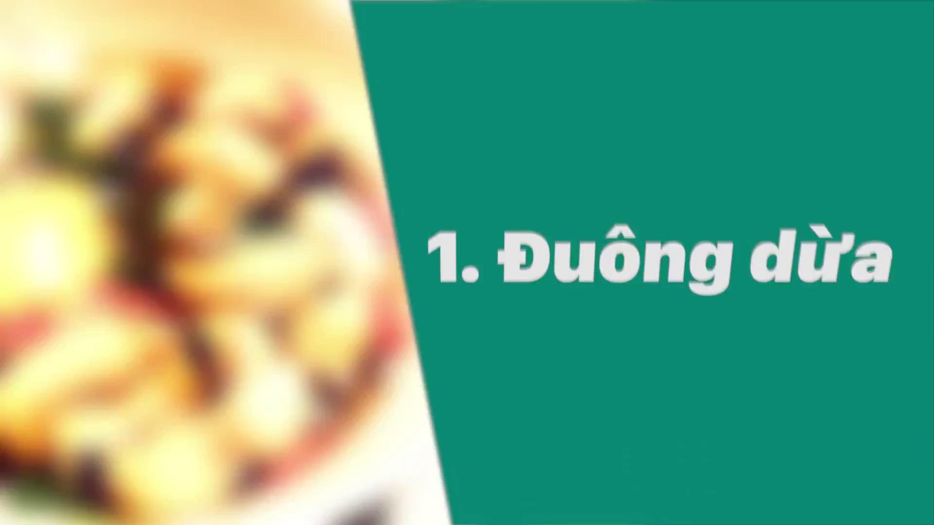 Những món đặc sản Việt khiến khách Tây rùng mình