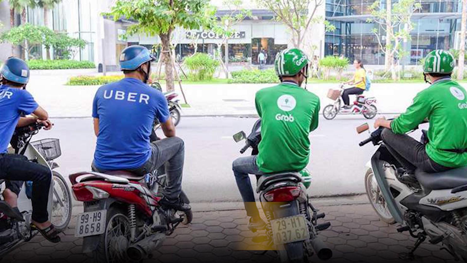 Thế khó của những tài xế lái xe Uber