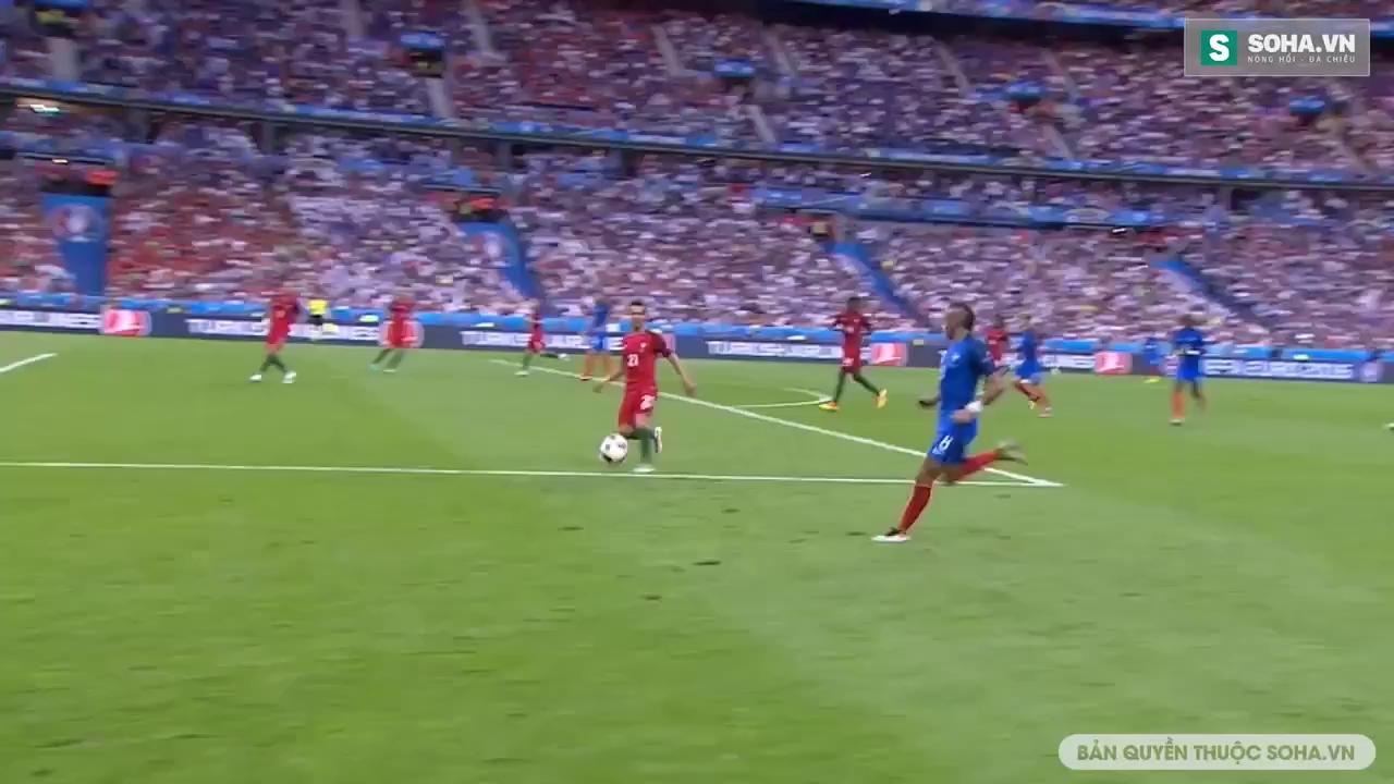 Highlight Chung kết Euro 2016: Bồ Đào Nha 1-0 Pháp