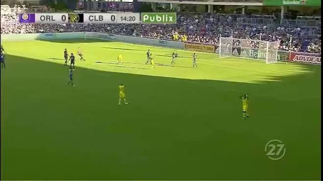Video trận đấu Orlando City - Columbus Crew, trận đấu cuối cùng của Kaka