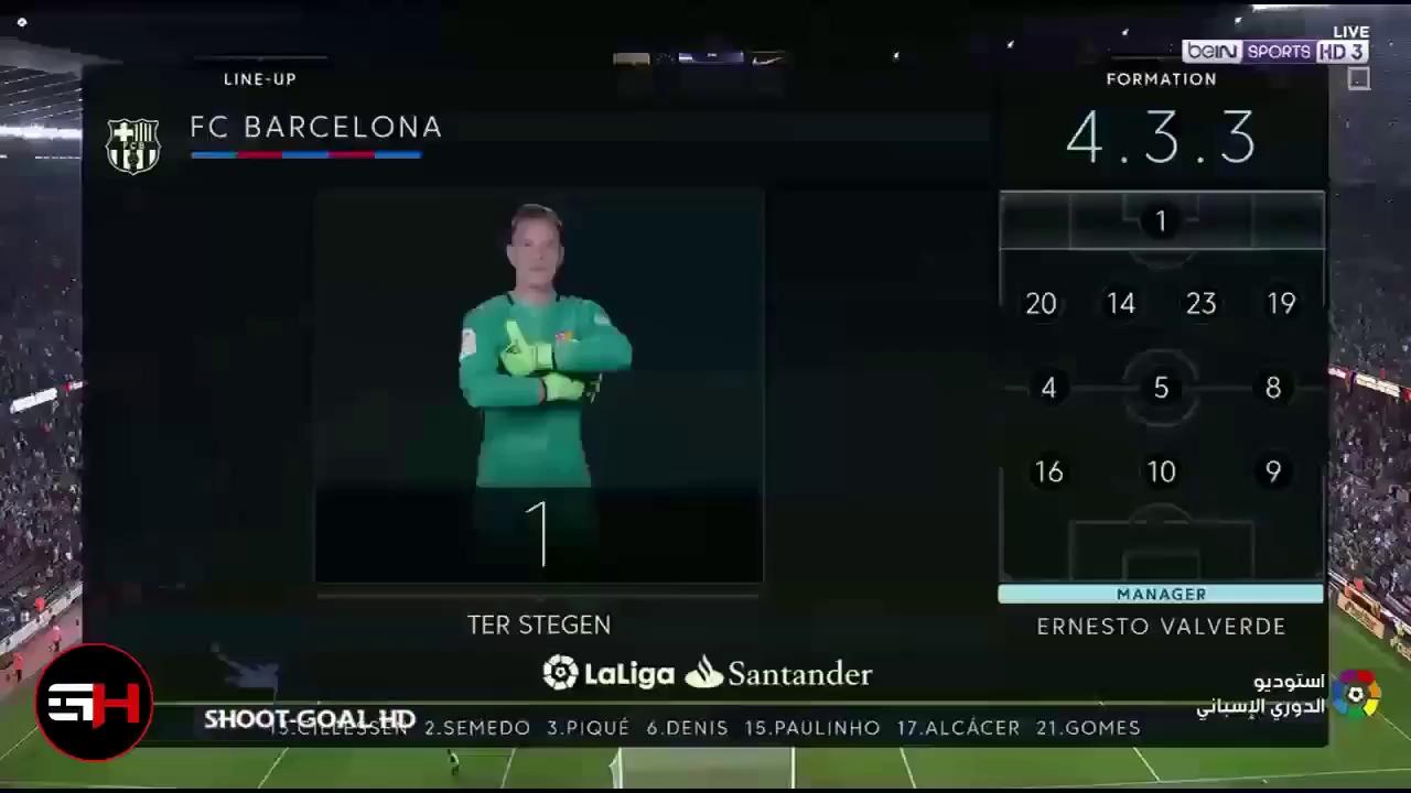 Vòng 9 La Liga: Barcelona 2-0 Malaga