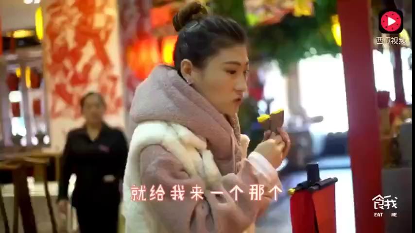 """Cô gái được mệnh danh """"Vua dạ dày"""" ở Trung Quốc"""