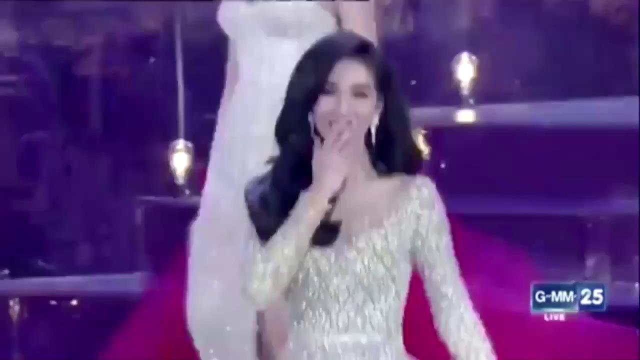 Nhan sắc được trầm trồ của tân Hoa hậu chuyển giới Thái Lan