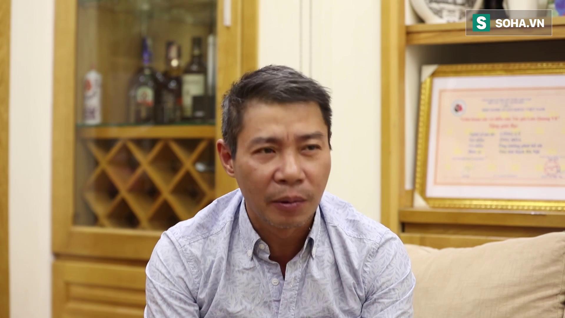 NSƯT Công Lý tâm sự về vị đạo diễn chương trình Táo Quân - Đỗ Thanh Hải