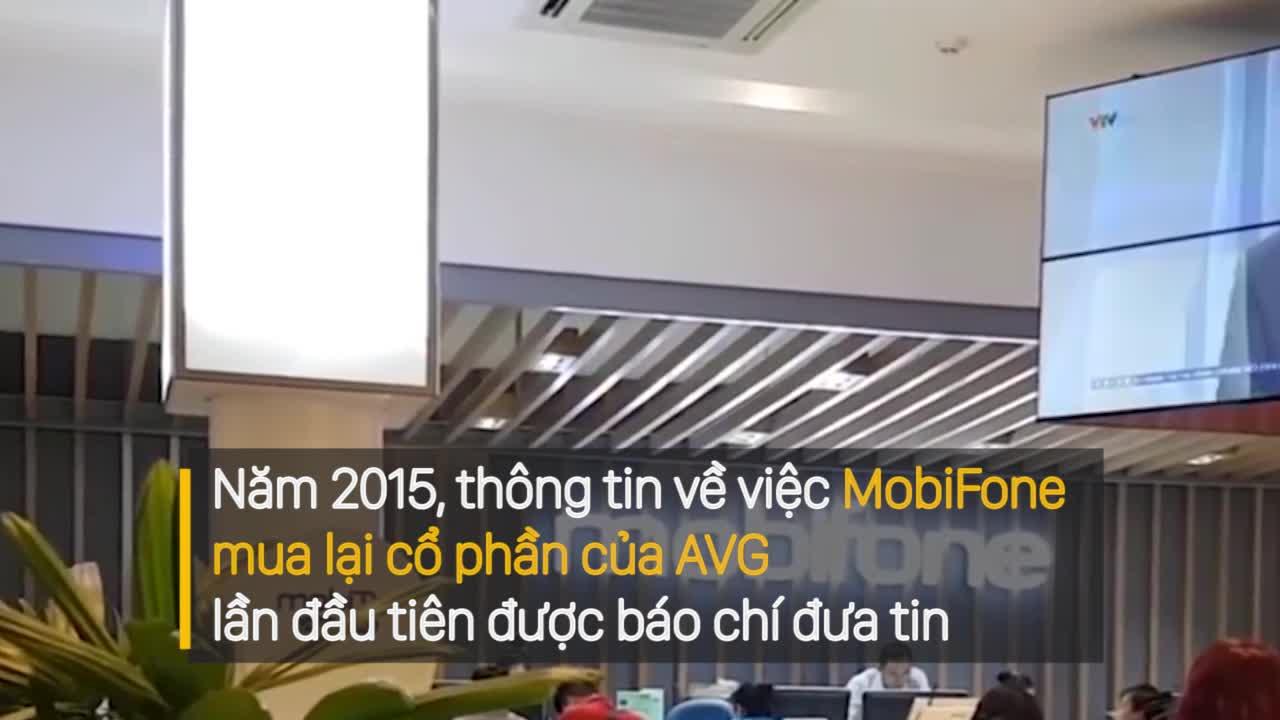 Hợp đồng MobiFone và AVG