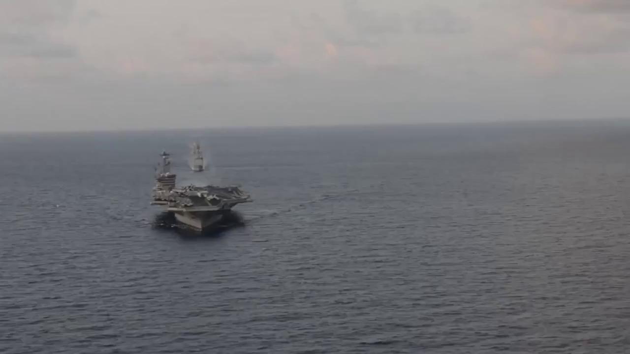 Mỹ tìm đối tác tuần tra chung trên Biển Đông