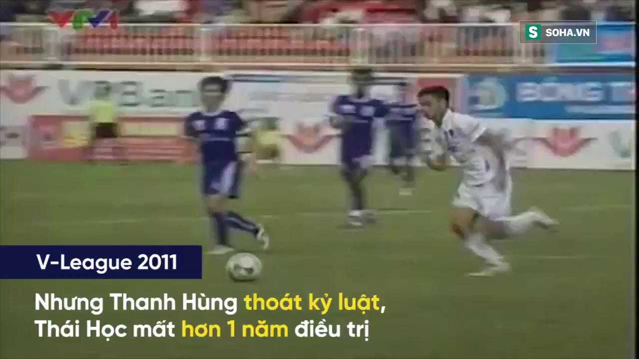 """Ở V-League, còn ai """"đáng sợ"""" hơn Quế Ngọc Hải?"""