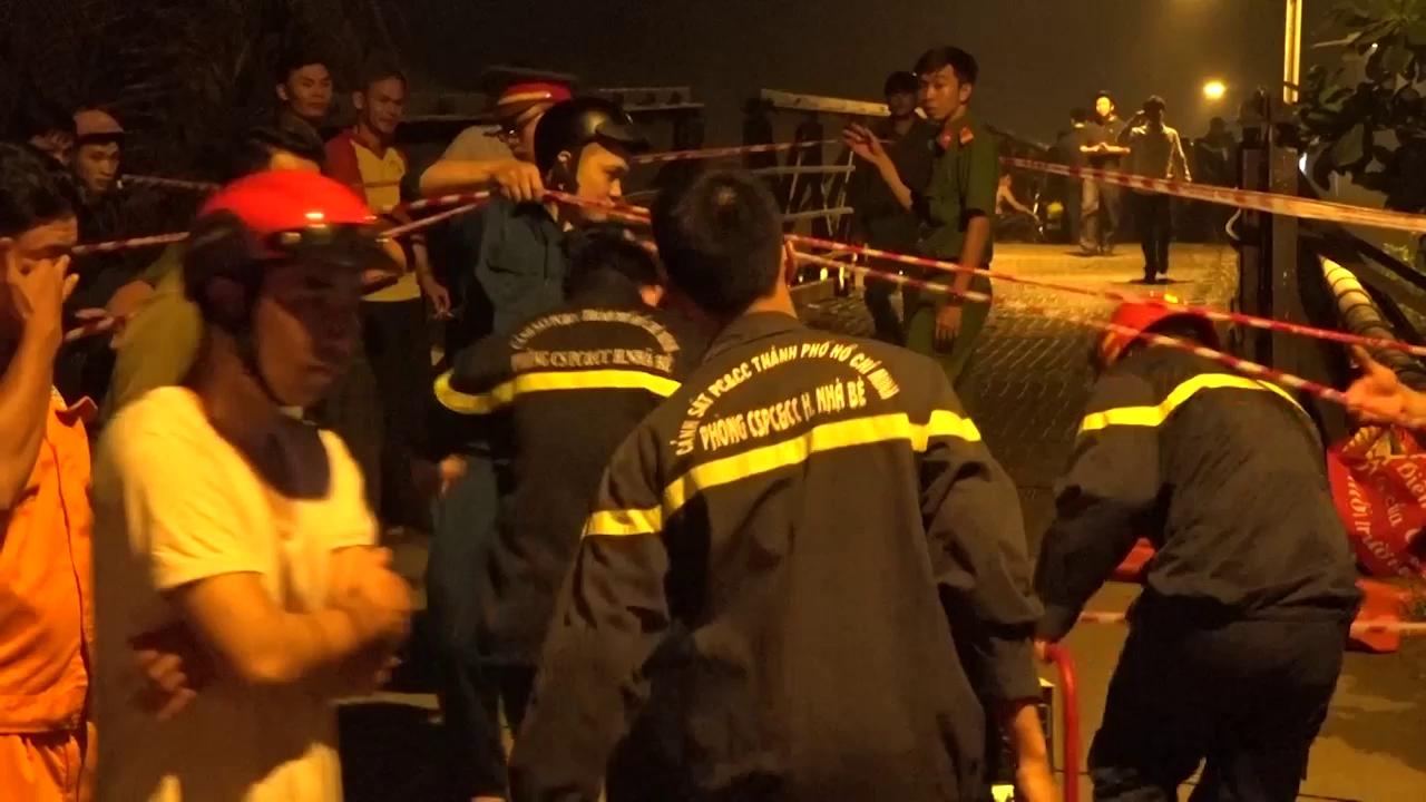 Nhân chứng kể lại giây phút cầu Long Kiển bất ngờ bị sập