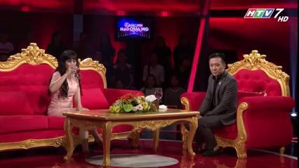 Kiều Minh Tuấn tỏ tình đầy xúc động với Cát Phượng