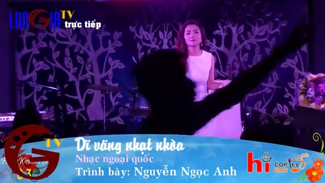 Ngọc Anh live