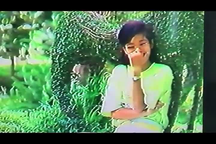 Hồng Nhung nhí nhảnh trong video
