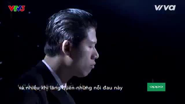 Sa Huỳnh trình diễn ca khúc Mặt mộc