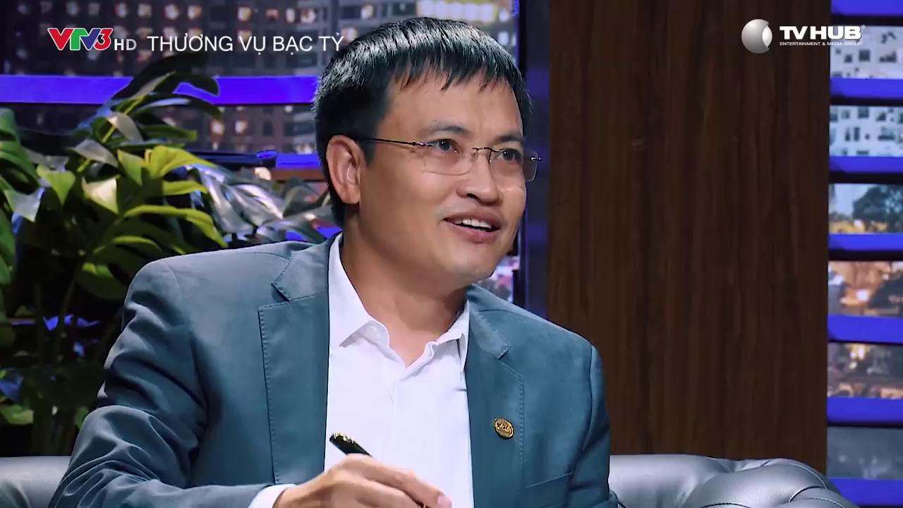 MC Nguyễn Cao Kỳ Duyên gọi vốn trong Thương vụ Bạc tỷ.