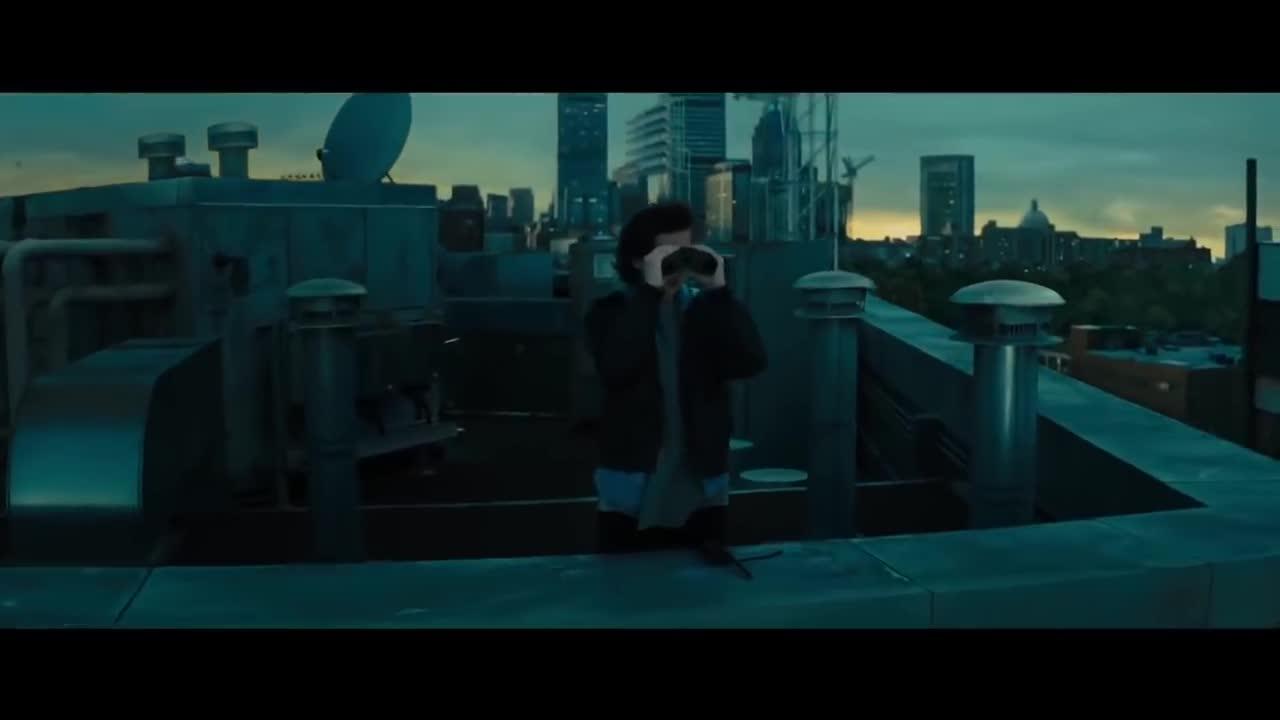 Trailer phim Godzilla.