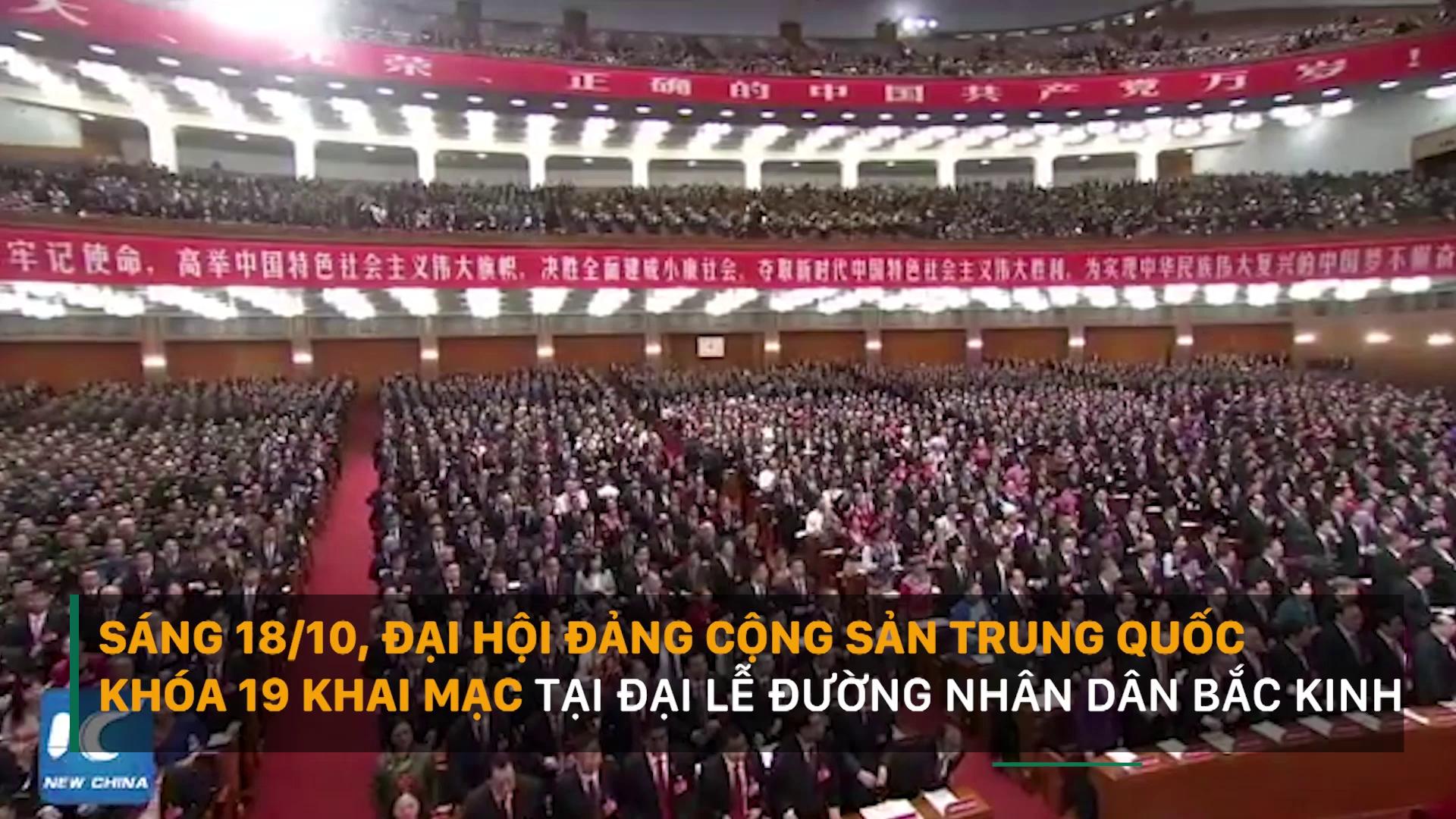 Một số mục tiêu trọng điểm của Trung Quốc sau Đại hội 19