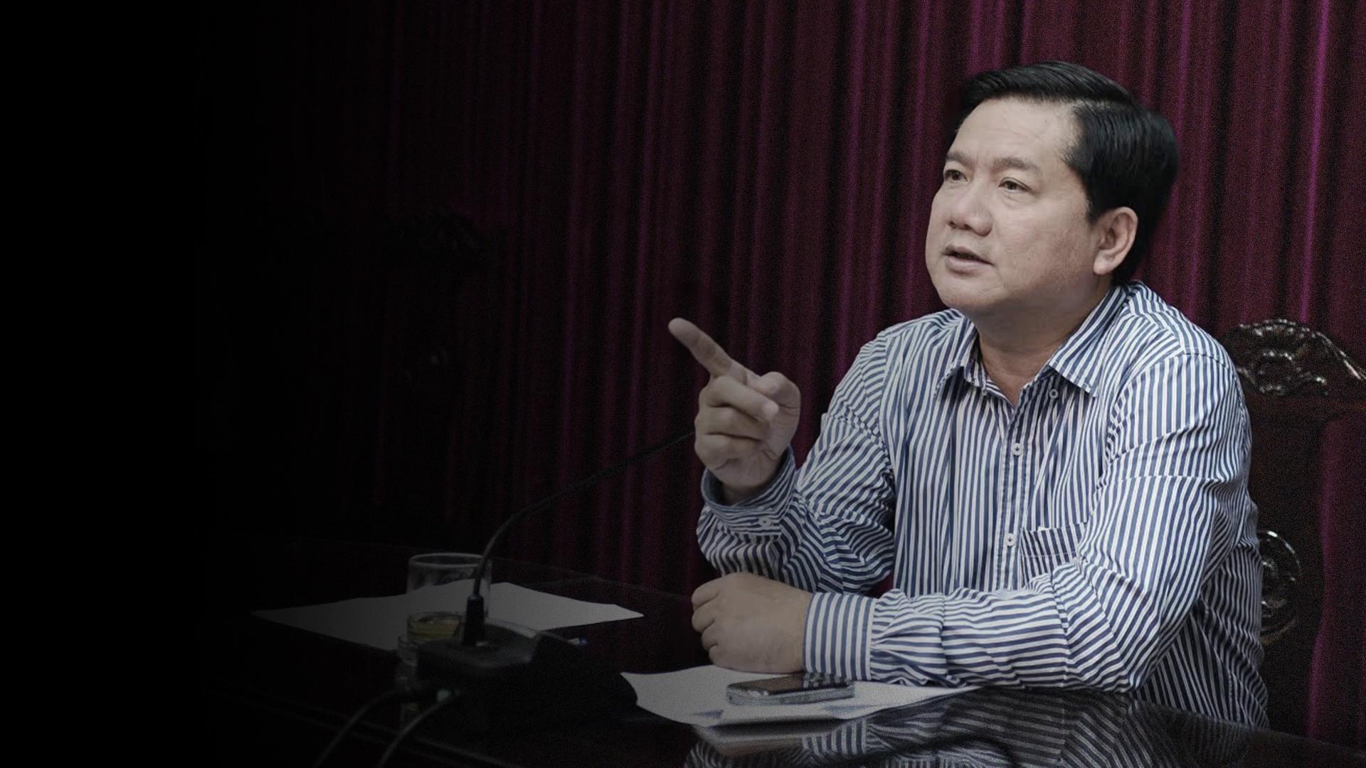 Những câu nói ấn tượng của ông Đinh La Thăng