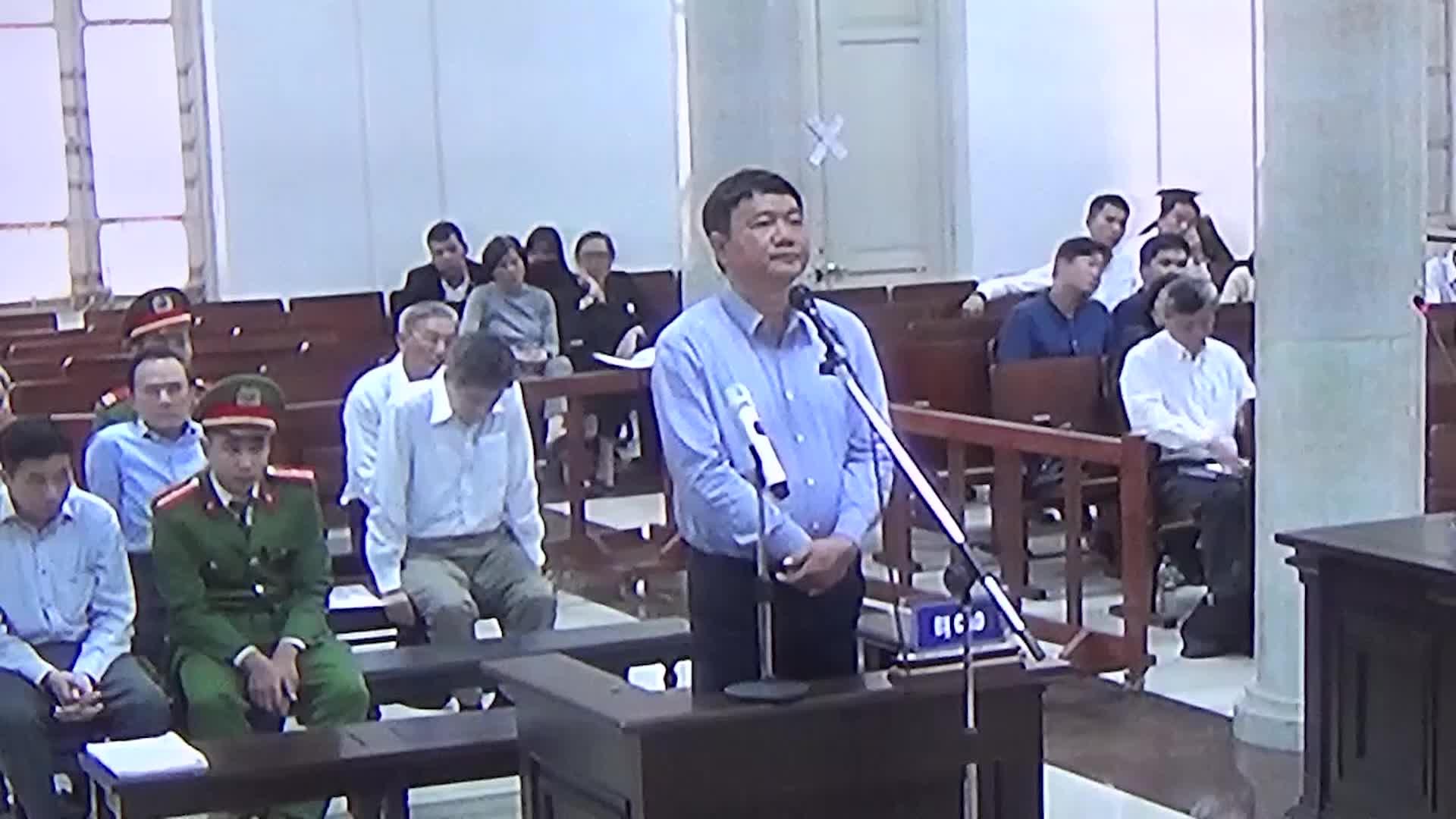 """Clip: Ông Đinh La Thăng ví PVN như """"cô gái xinh đẹp"""""""