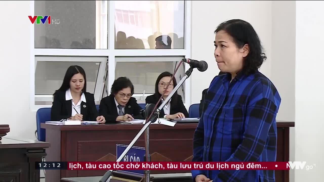 Xét xử phúc thẩm Châu Thị Thu Nga và đồng phạm