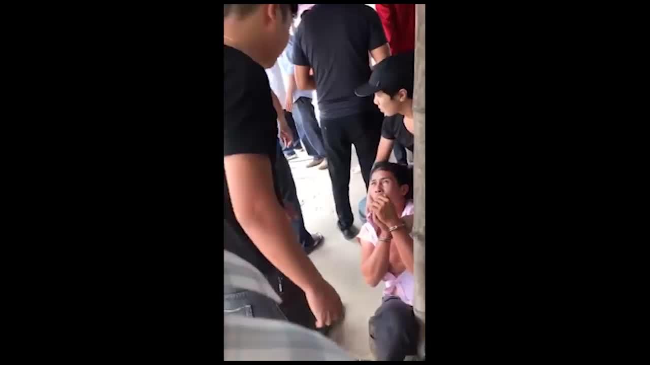 Nghi nhóm thanh niên gỉa danh công an bắt giữ người trái phép