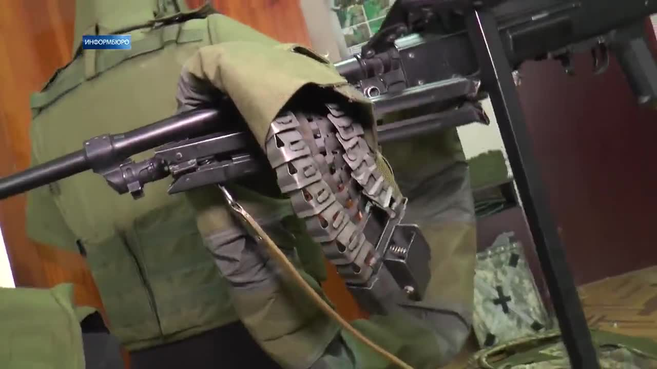 Súng máy Predator 4.0 của Ukraine – Đơn kiếm diệt quần ma