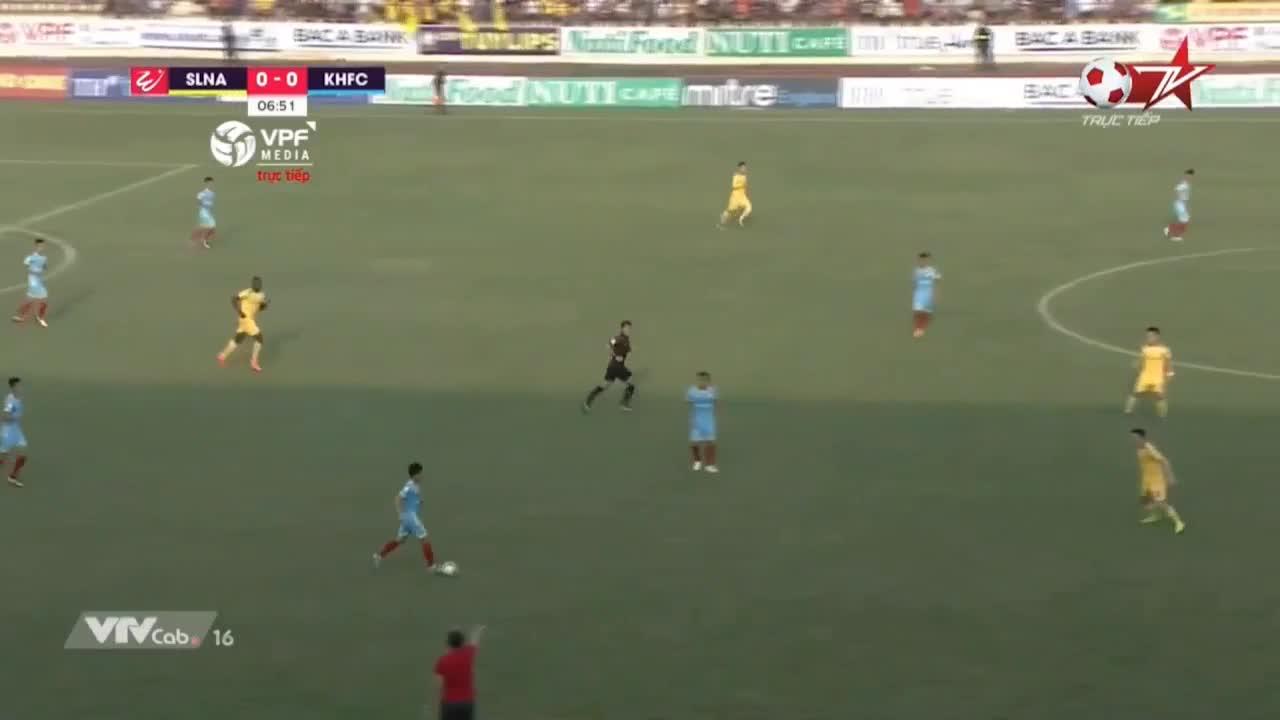 Màn trình diễn của Phan Văn Đức ở vòng 2 V.League 2018