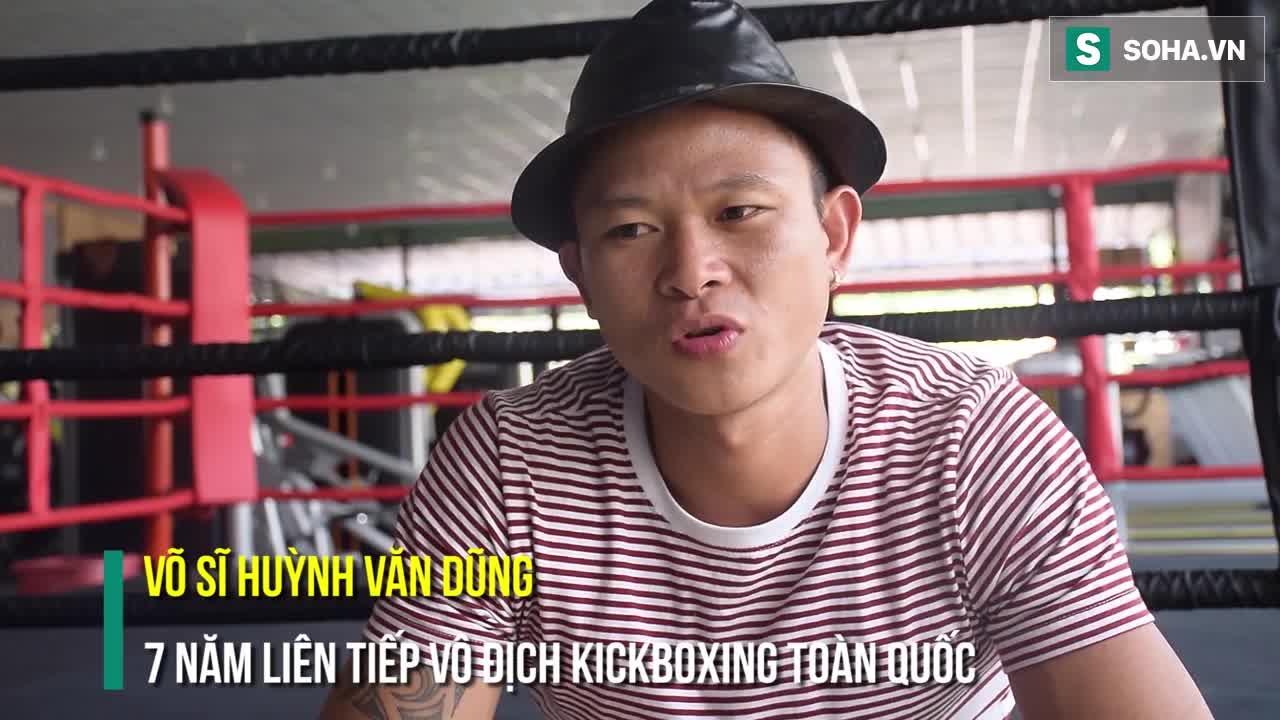 """""""Vua Kickboxing Việt Nam"""" đánh bại 3 kẻ thách đấu vì bị xem thường khả năng võ thuật"""