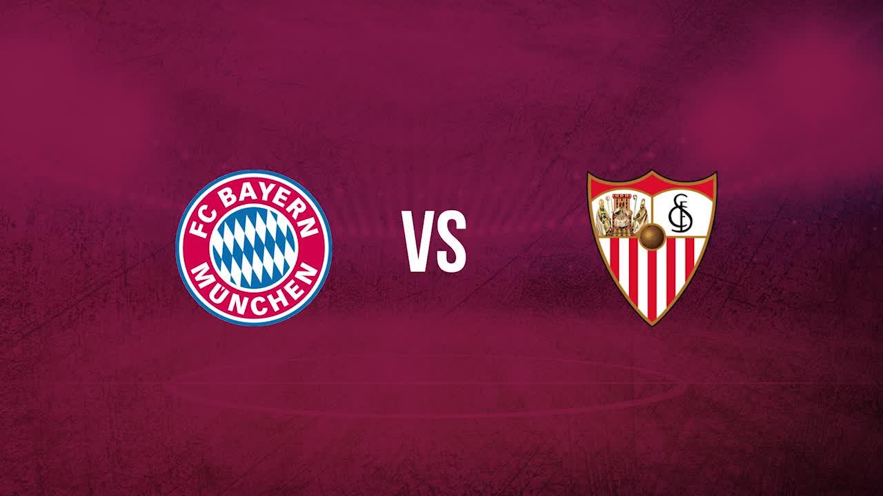 Tứ kết Champions League: Sevilla 1-2 Bayern Munich
