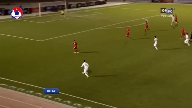 Highlights Afghanistan 1-1 Việt Nam