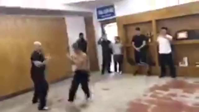 Clip võ sư Đoàn Bảo Châu đấu với võ sư Pierre Francois Flores