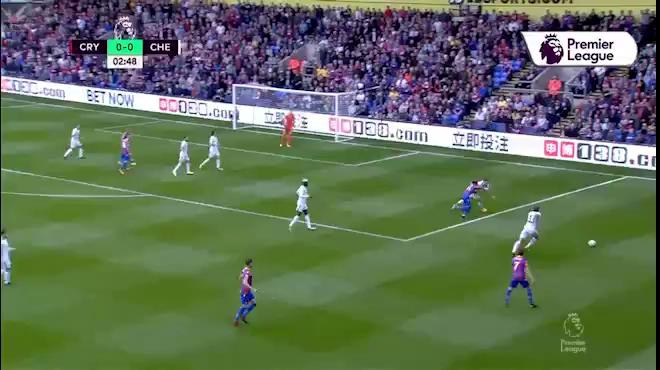 Xem lại trận Crystal Palace - Chelsea (Vòng 8 Ngoại hạng Anh)