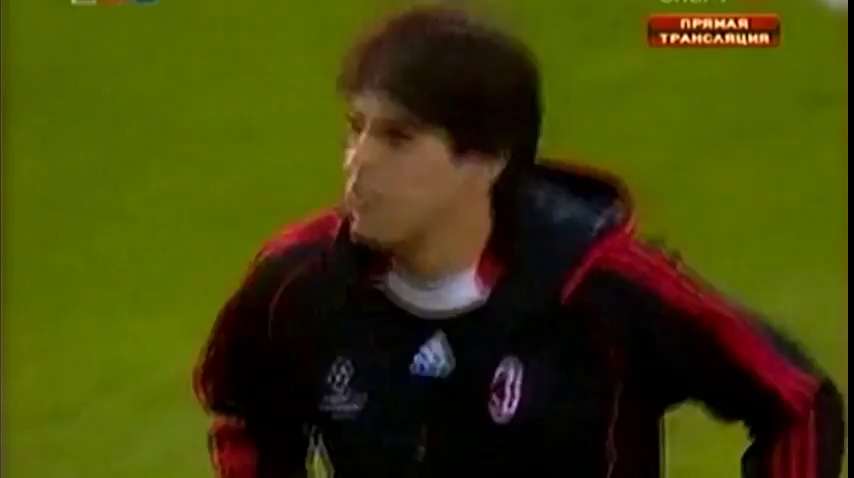 Champions League 2006/07: Man United 3-2 Milan