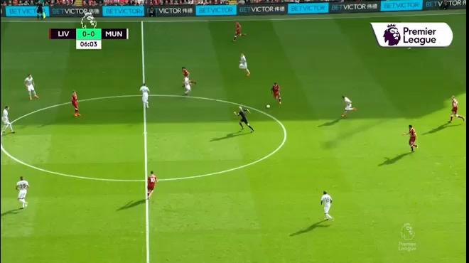 Video MU khó khăn cầm hòa Liverpool (vòng 8 Ngoại hạng Anh)