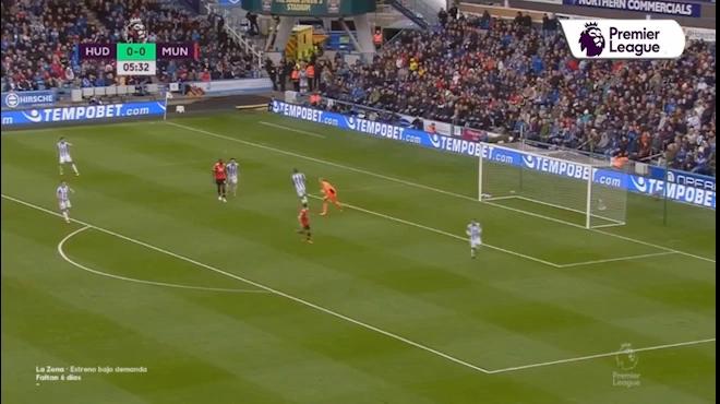 Video trận Huddersfield – MU ở vòng 9 giải Ngoại hạng Anh