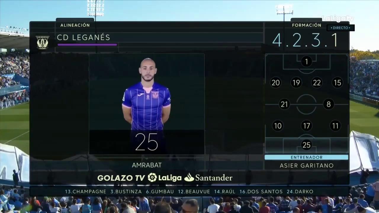 Vòng 12 La Liga: Leganes 0-3 Barcelona