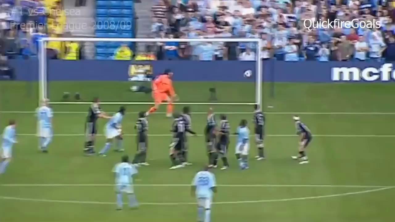 16 bàn thắng của Robinhon cho Man City