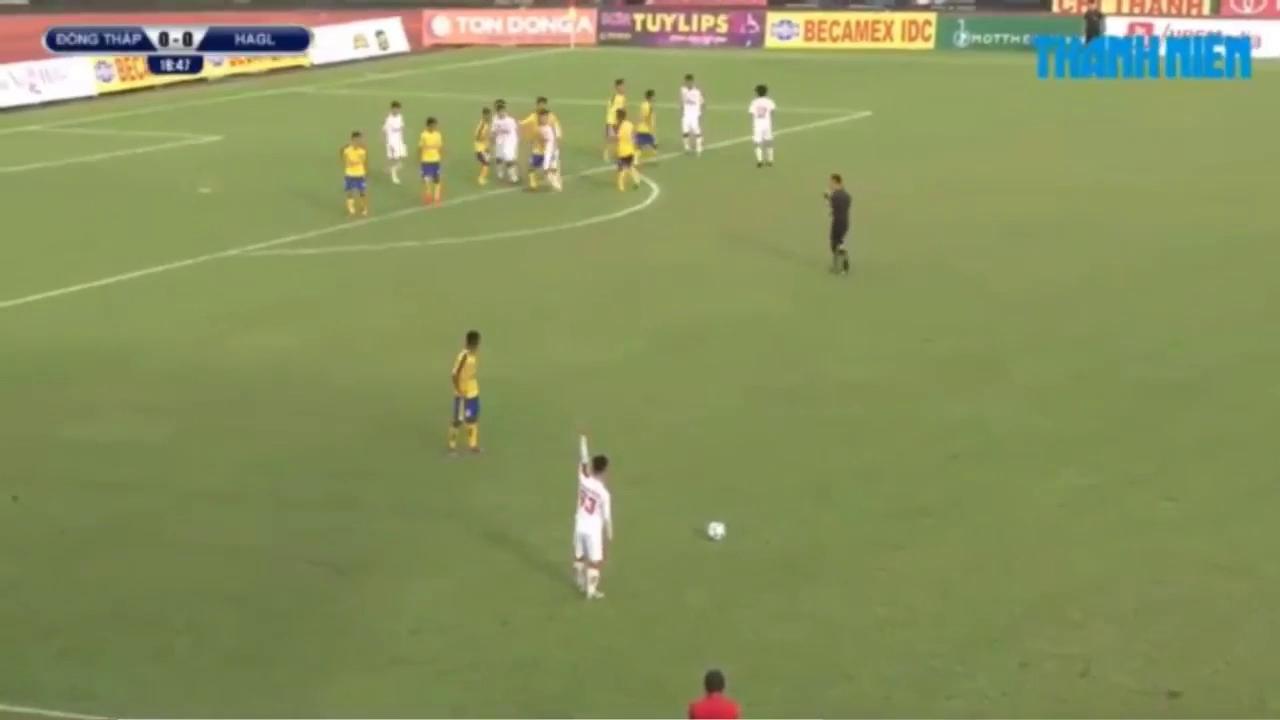 U21 HAGL 2-0 U21 Đồng Tháp