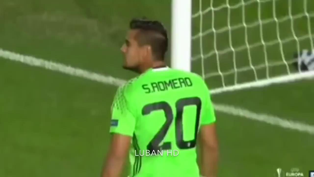 Các pha cứu thua của Romero