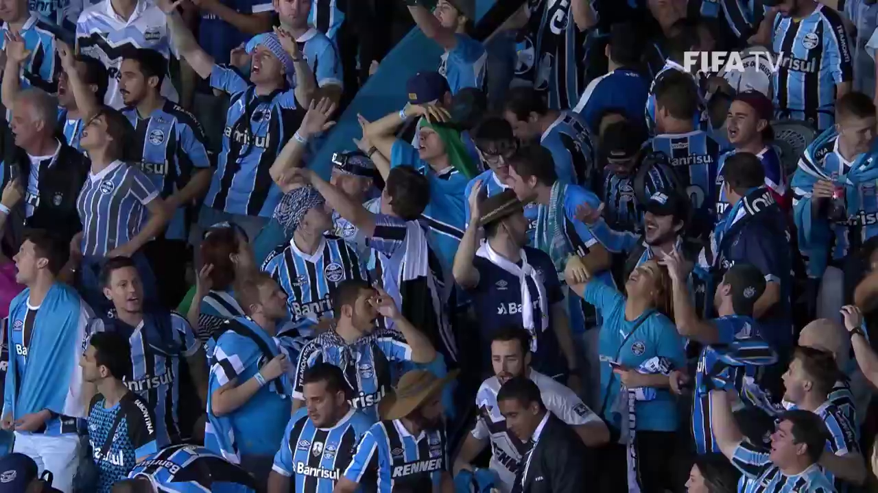 Real Madrid Gremio 1-0