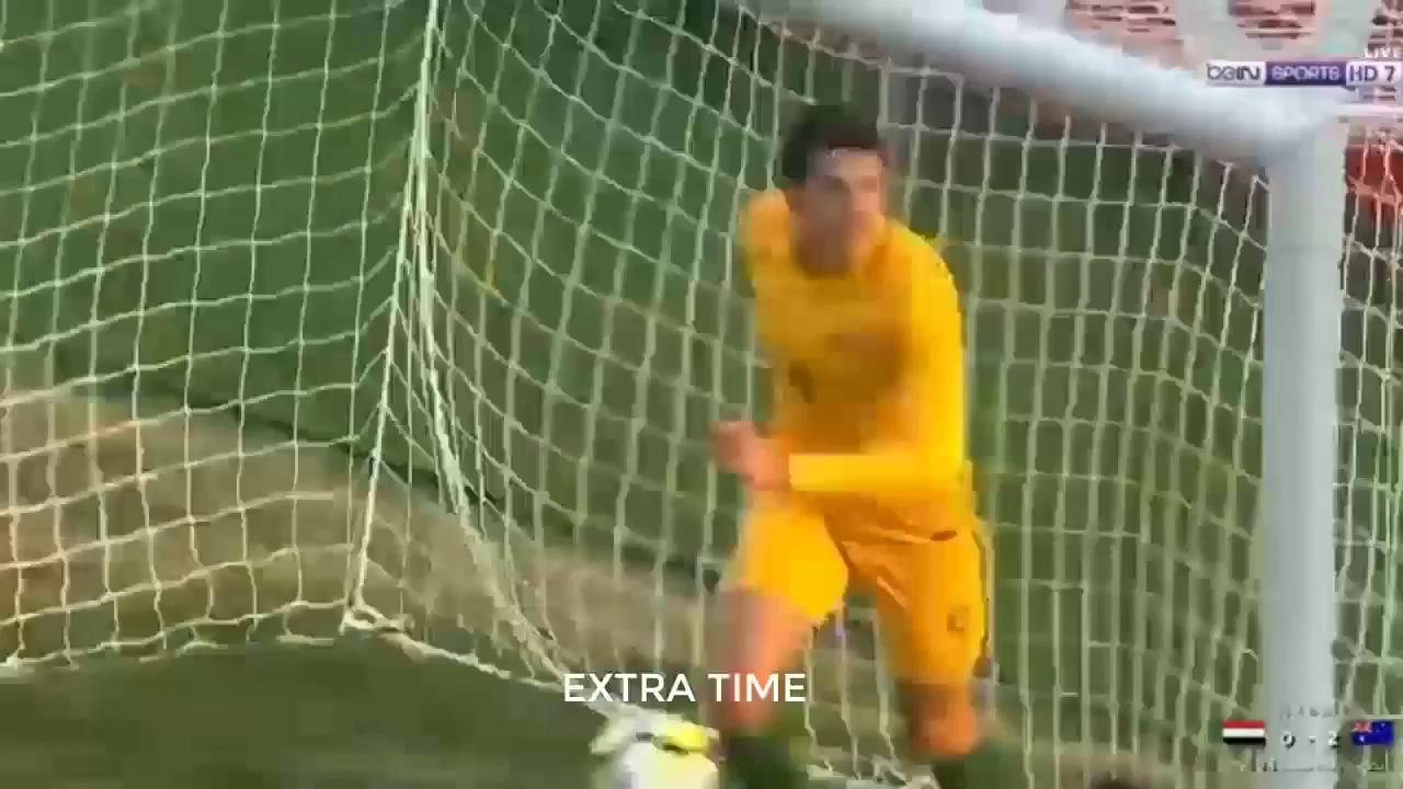 Vòng bảng U23 châu Á 2018: U23 Australia 3-1 U23 Syria