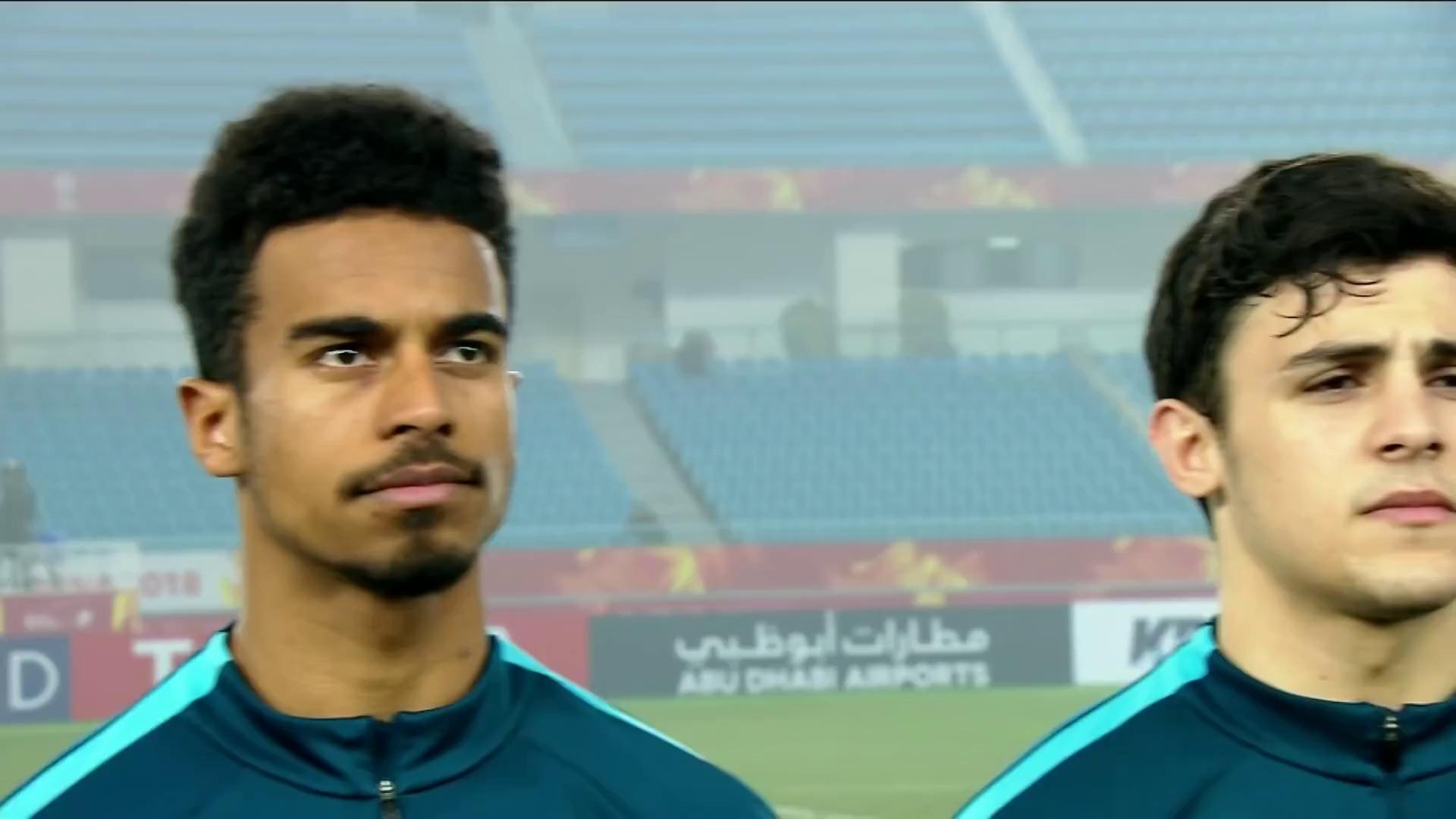 Tứ kết U23 châu Á 2018: U23 Qatar 3-2 U23 Palestine